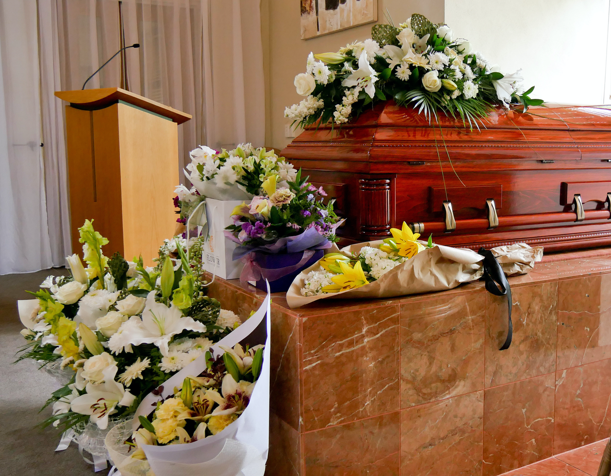 How to arrange a funeral for your loved one